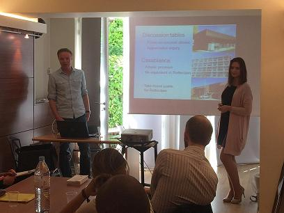 FC presentation by Daan and Joanna
